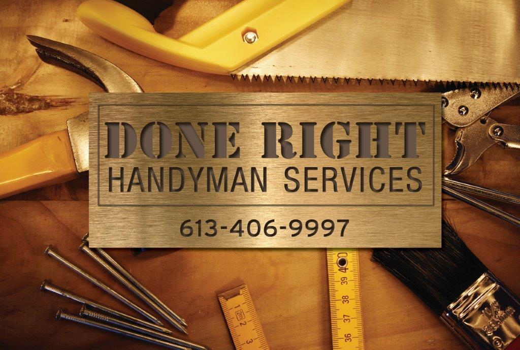 Done Right Handyman